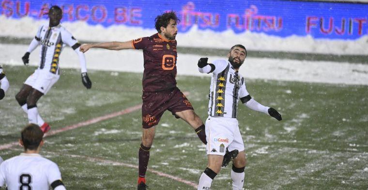 Hairemans kan KV Mechelen ook voorbij Sporting Charleroi schieten