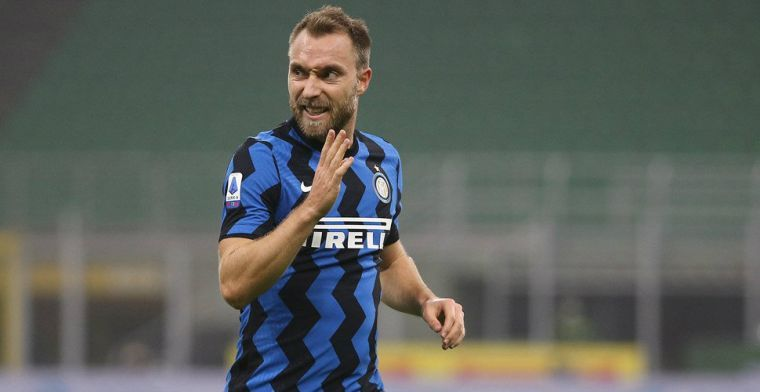 'Lukaku en Inter kunnen Eriksen weer verliezen aan Tottenham'