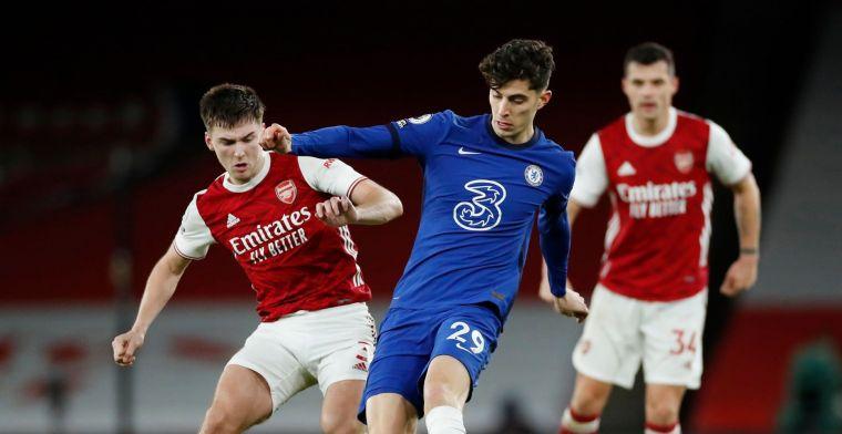 Bosz verklaart matige 'Chelsea-start': 'Ziyech drukt hem weg'