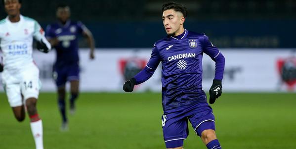 El Hadj (18) denkt al verder dan Anderlecht: Dat is nog niet voor nu