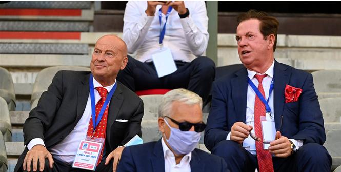 Gheysens over transferbeleid bij Antwerp: De sportieve expertise is voor hem