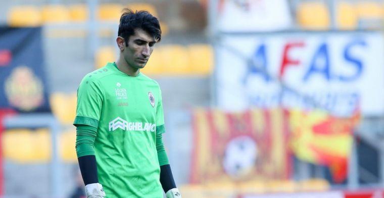 'Vercauteren heeft een beslissing genomen in keeperskwestie bij Antwerp FC'