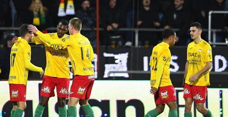 KV Kortrijk komt met update over sneeuwveld KV Oostende: 'Op dit moment'