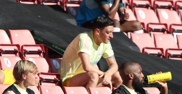 The Athletic: Özil en Arsenal zijn er eindelijk uit en bereiken akkoord