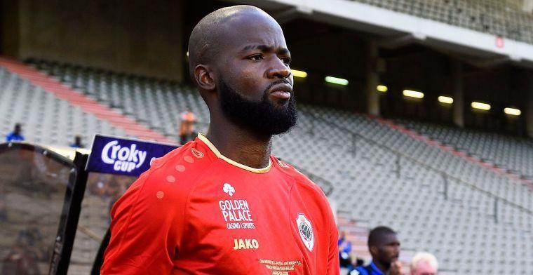 Antwerp-fans krijgen hun zin, geen Lamkel Zé bij Antwerp tegen KAA Gent
