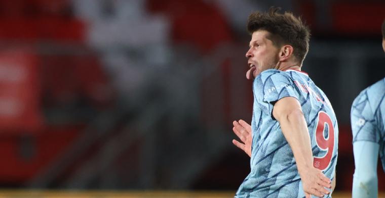 'Ajax is zich aan het oriënteren, als Huntelaar vertrekt komt er nieuwe spits'