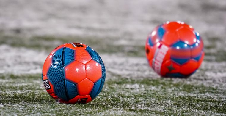ESPN en Sparta hebben andere lezing over kleur bal: 'Keuze van de spelers'