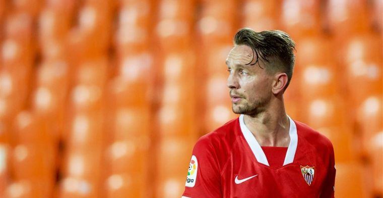 De Jong overtuigt niet in Sevilla: 'Dit had eigenlijk zijn seizoen moeten worden'