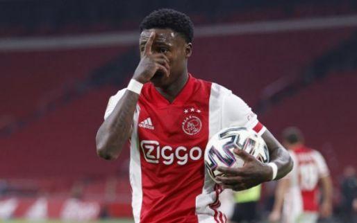 Spartak Moskou bevestigt: 'Onderhandelingen met Ajax over Promes zijn gaande'