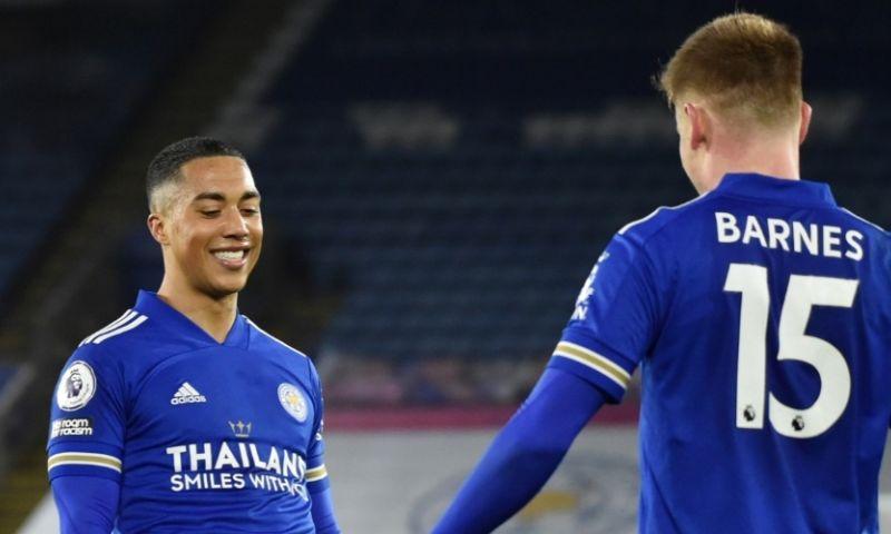 Afbeelding: Leicester City mengt zich tussen Premier League-elite, overwerk voor De Jong