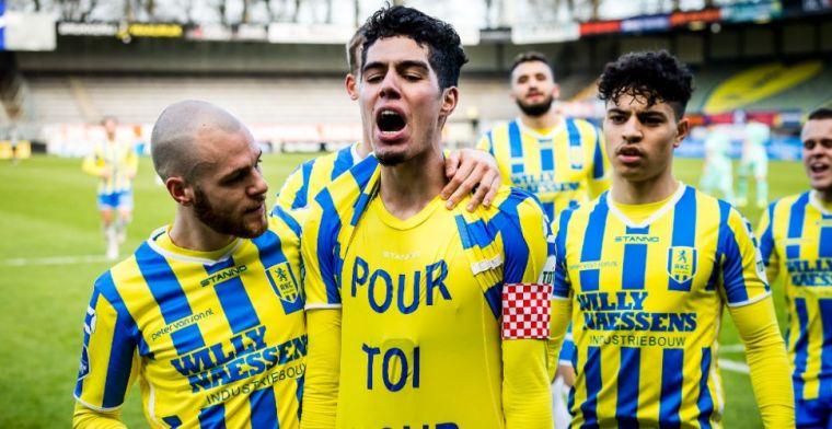 Belg scoort in Eredivisie en draagt doelpunt op aan overleden neefje