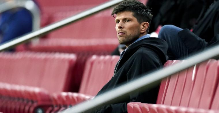 Schalke 04 komt met update over Huntelaar: Het gaat nog om details