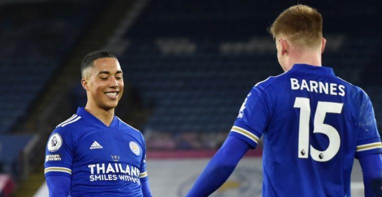 Leicester City mengt zich tussen Premier League-elite, overwerk voor De Jong