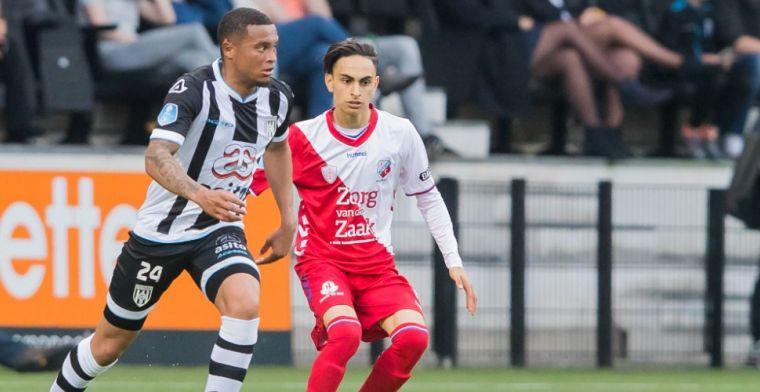 VI: Aflopend contract Boussaid bij FC Utrecht, interesse uit België