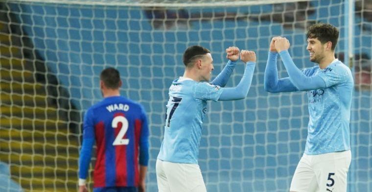 Manchester City-trein komt op stoom: acht (!) op rij, koppositie voor het grijpen
