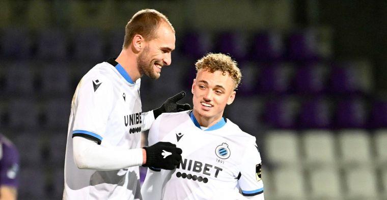 Dost alweer belangrijk voor Club Brugge: 'We gaan daar nog plezier aan beleven'