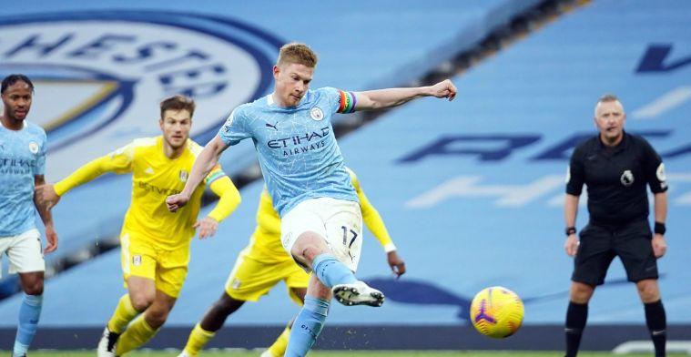 Grappig: De Bruyne is hoofdrolspeler in nieuw liedje bij Manchester City