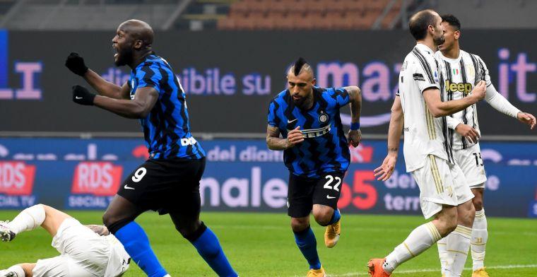 Lukaku op weg naar de titel? Inter klopt Juventus in Serie A-kraker