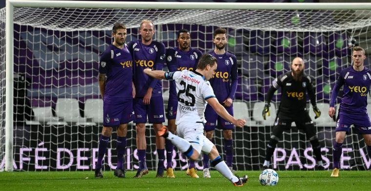 Geen eervol vertrek Losada, Club Brugge rekent af met Beerschot