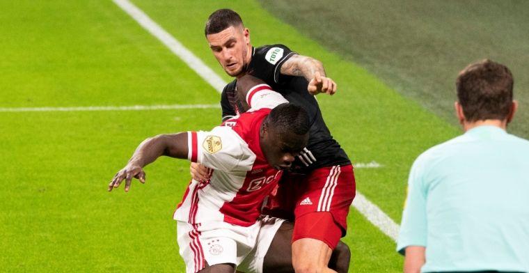 Telegraaf en VI: tóch schot in de zaak in gesprekken tussen Ajax en Brobbey