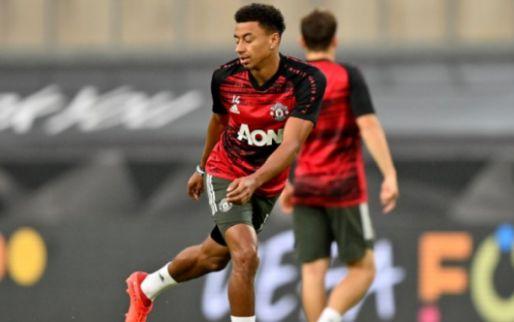 Lingard kan stap maken naar Premier League-hekkensluiter