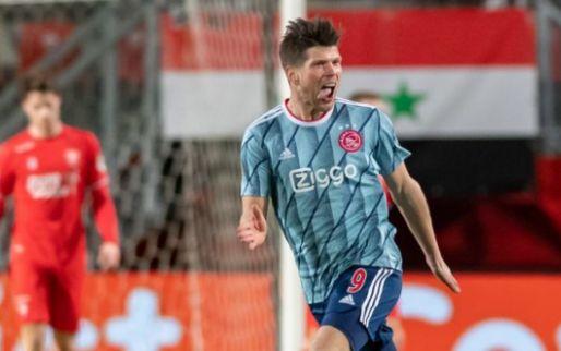 Telegraaf en VI: Ajax en Schalke zijn akkoord over transfer van Huntelaar