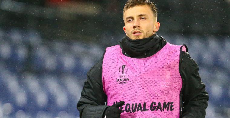 'Arnesen wacht op ja van PEC Zwolle voor verhuur van Feyenoord-spits'