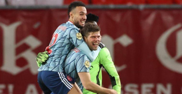 'Ajax ontbindt contract Huntelaar, spits krijgt kampioensfee van Schalke 04'