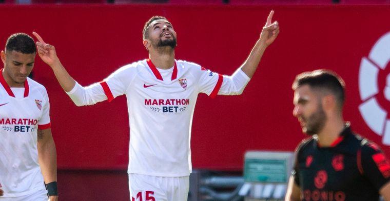 'West Ham zoekt opvolger Haller en legt bod van 30 miljoen neer bij Sevilla'