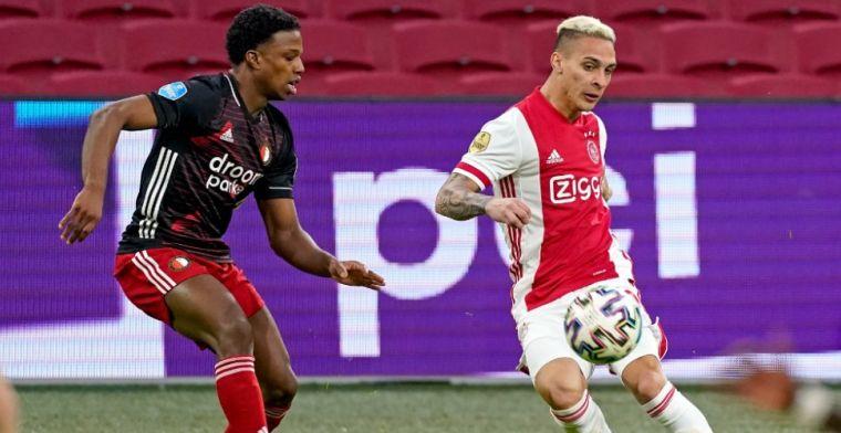 Van Hanegem geniet: 'Hij liet zich zien in de grootste wedstrijd van Nederland'