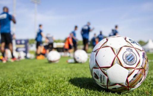 UPDATE: 'Jonge spits stapt op het vliegtuig, Club Brugge heeft aanvaller beet'