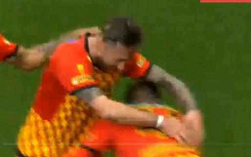 Afbeelding: Zulj zit aan drie goals bij Göztepe, … drie meer dan bij Anderlecht