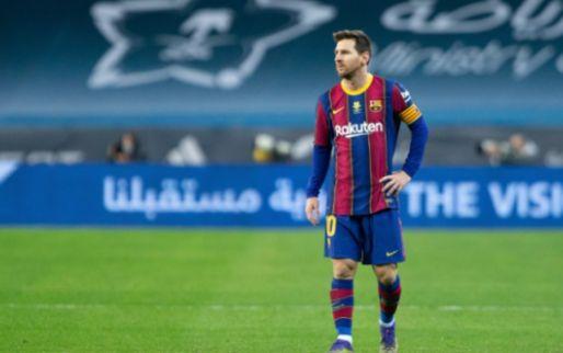 Afbeelding: Update: Barça-beroep levert niets op, schorsing van Messi blijft staan