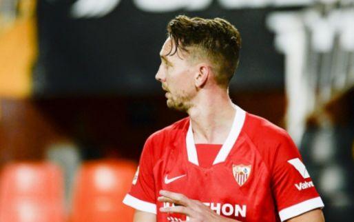 Afbeelding: Zoet stunt bij het Roma van Karsdorp, De Jong speelt 30 minuten voor Sevilla