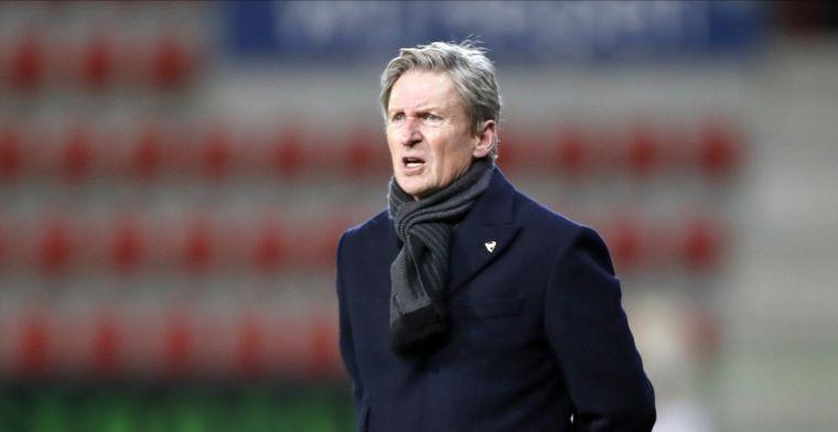 'Dury zoekt nog aanvaller en wil gaan aankloppen bij Anderlecht'