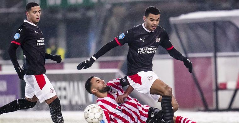 PSV vreest voor afwezigheid van smaakmaker: 'Misschien niet tegen Feyenoord'