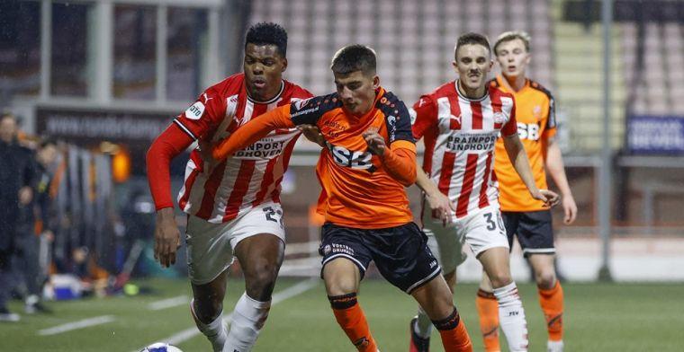 PSV met schrik vrij: 'Verschrikkelijk goed, maar wij mogen zo niet beginnen'