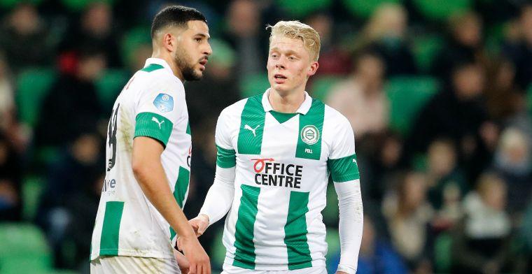 FC Groningen neemt op huurbasis afscheid van 'talentvolle verdediger'
