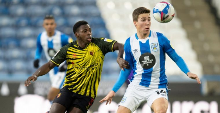 Huddersfield stuurt Eiting terug naar Ajax na operatie: 'Geen korte revalidatie'