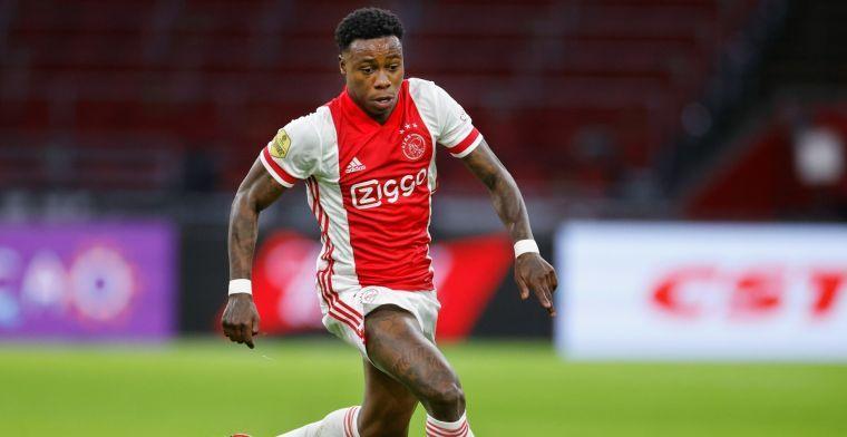 Ajax vraagt miljoenenbedrag voor Promes: 'Hij zal weer bij Spartak gaan spelen'