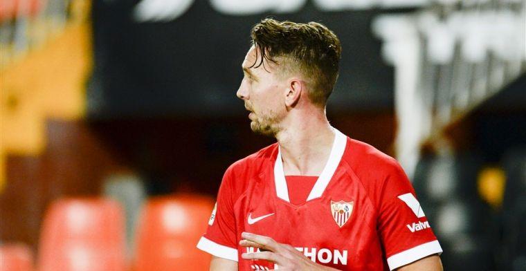 Sevilla verslaat Deportivo Alavés en duikt top vier weer in