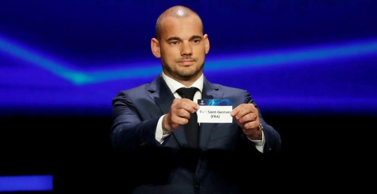 Derksen weet meer over rol Sneijder: 'Wesley wil daar serieus aan beginnen'