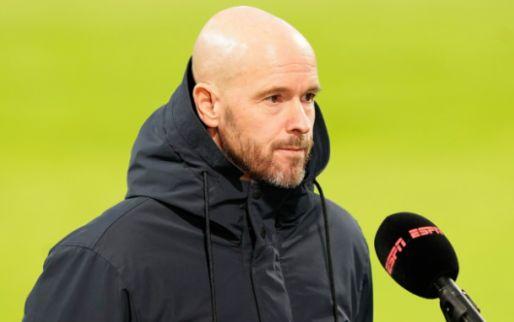 Ten Hag onthult opvallend Ajax-verzoek: 'Daar is geen gehoor aan gegeven'