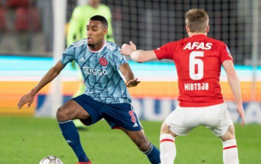 LIVE: Ajax naar kwartfinale na zege op AZ in interessant bekerduel (gesloten)