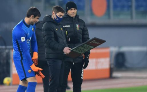 Afbeelding: Amateurisme van bovenste plank bij Roma: reglementaire nederlaag na wisseldrama
