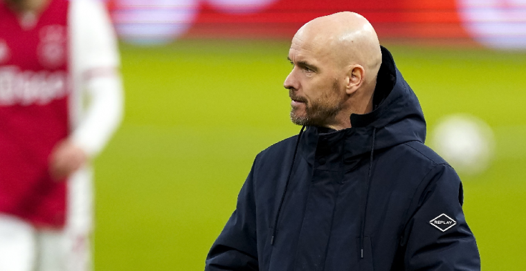 'Ten Hag gooit Ajax op de schop: acht nieuwe basisspelers, ook Neres start'