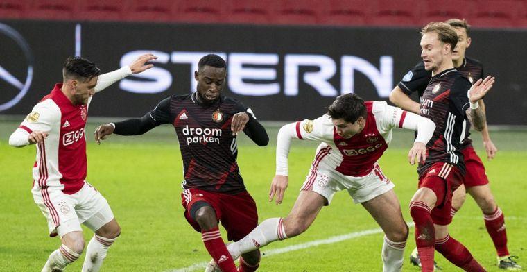 Vink verbaast zich over kwaliteit van Ajax-wissels: 'Spelen toch ook bij Ajax?'