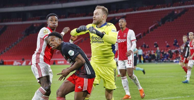 Twijfels over Feyenoord-toekomst: 'Uiteindelijk wil je gewoon elke week spelen'
