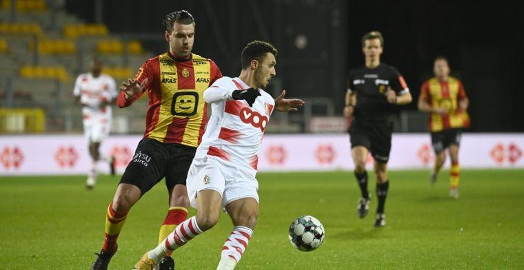 KV Mechelen heeft geen antwoord klaar op hyperefficiënt Standard