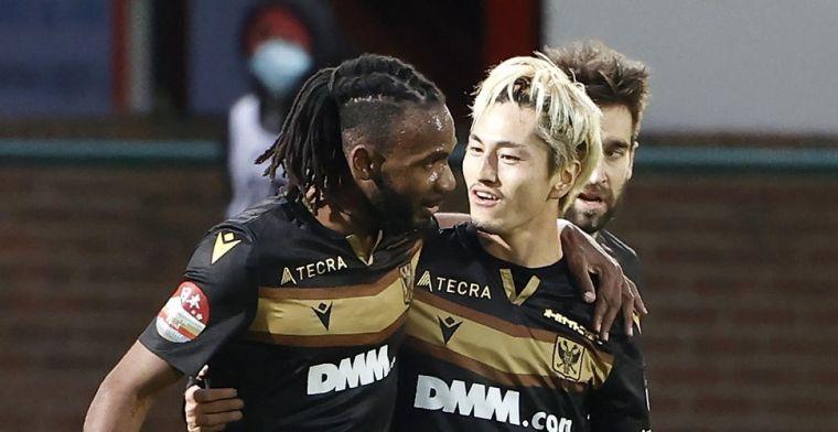 Scorende Suzuki helpt STVV optimaal profiteren van morsend KV Kortrijk